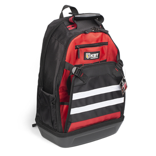 "Electrician's backpack with plastic bottom С-18 (КВТ) ""Profi"" series"