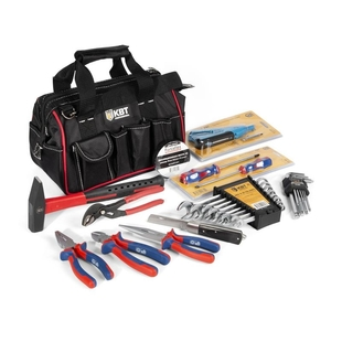 Set of 12 tools for simple auto-repair works